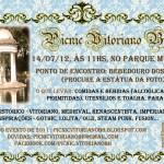 Picnic Vitoriano BH 2012